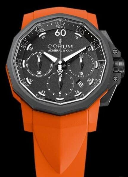 Corum Admirals Cup Challenger 44 Chrono Replica watch 753.814.02/F374 AN21